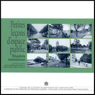 Cahier n 7 petites le ons d espace public situations - Bureau des paysages alexandre chemetoff ...