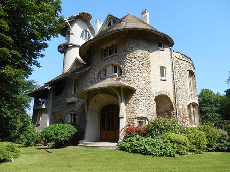 le castel d orgeval en images maison de banlieue et de l architecture