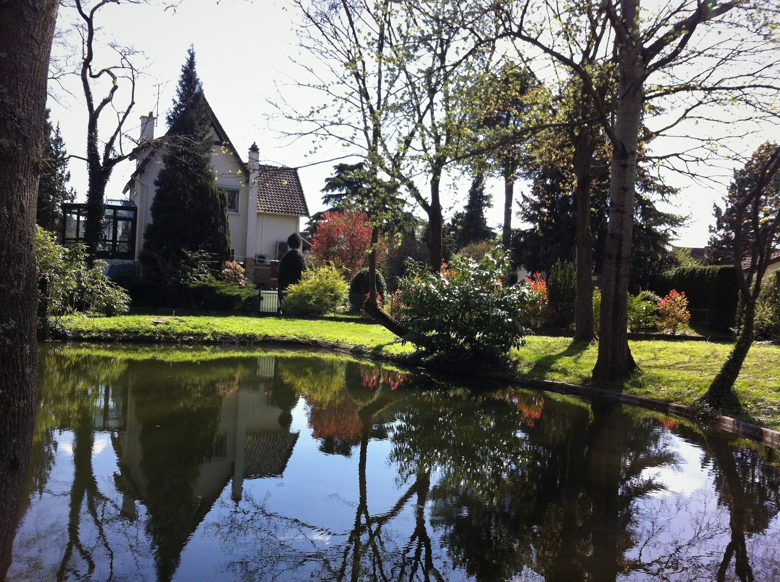 paris jardins une cit jardins draveil maison de